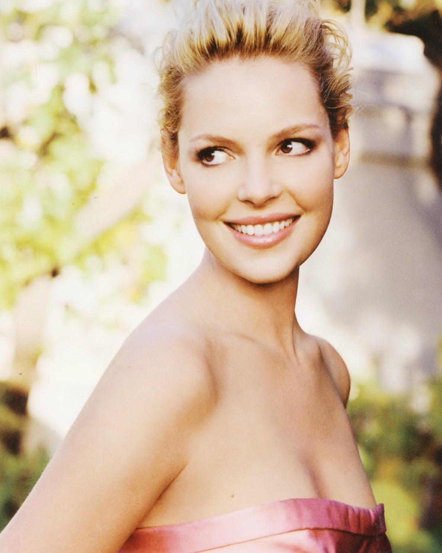 katherine hegal naked