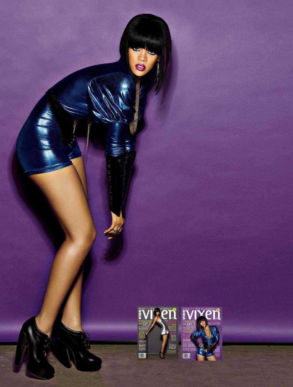 rihanna � vibe vixen photoshoot sweet celebrity
