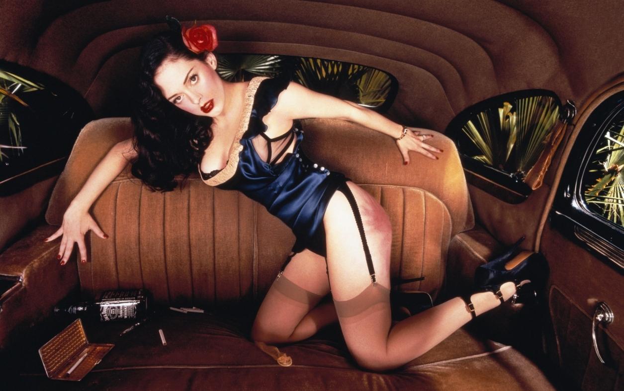 from Boden joanie laurer nude alyssa milano